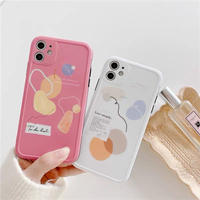 Spring letters iphone case