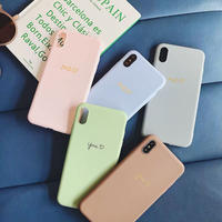 You me colors  iphone case