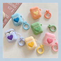 Heart strap airpods case