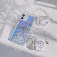 Nice glitter quicksand iphone case