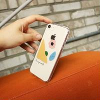 Love yourself clear iphone case 155