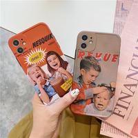 Retro kids iphone case