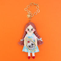 Wizard of Oz / Dorothy × Tinplate  Doll Charm