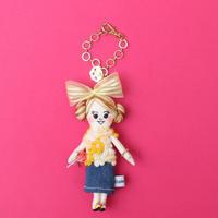 Lollipop Candy Doll Charm
