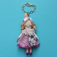 Bear Pochette Doll Charm