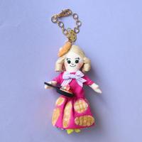 Pancake/Pink Doll Charm