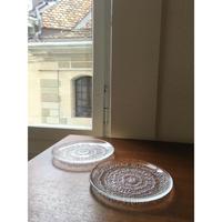 iittala/イッタラ/Solarisソラリス/ケーキ皿2枚セット