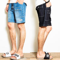 """THE  DAY 掲載"" EVENFLOW  Freedom BUSH  SHORTS"