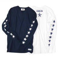 ★ L/S  TEE  by  EVENFLOW