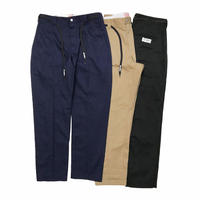 EVENFLOW ×BIG  MIKE   CHINO  TROUSER
