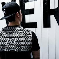 EVLT BAR GRIP T-shirt