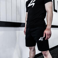 Basic half pants(BLK)