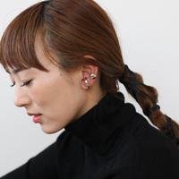 Form Earcuff(Ear&Ring/シルバー)【E51-332S】