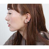 Pearl Earcuff(ゴールド) 【E48-321G】