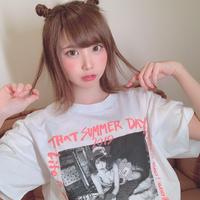 えなこ×everytokyoコラボ Life is good T-shirts