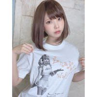 えなこ×everytokyoコラボ Wao!!  T-shirts
