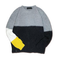 MOHAIR KNIT JUMPER