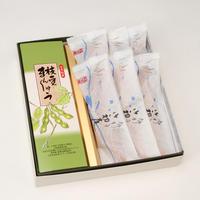 枝豆まんじゅうと鮎菓子セット