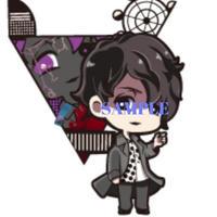 「RUN ver.3.0」アクリルキーホルダー【江角蘭丸】