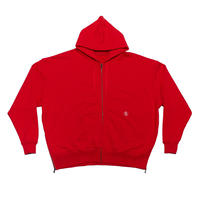 SIDE-ZIP FOODIE/RED/EZT0190002