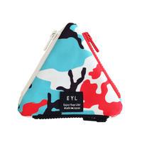 EYL triangle coin purse Nishiki-Goi