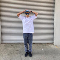 "EYL ""Triangle Pocket S/S TEE"" White"
