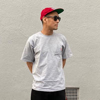 "EYL ""Triangle Pocket S/S TEE"" Heather Gray"