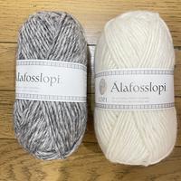 ノマドのニット by サイチカ 掲載 流星群のセーター(R )糸セット *こちらの商品は単独でお買い上げください