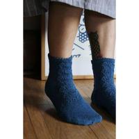 大阪城 socks  by Sachiko Burgin  キット 日本語、英語パターンと糸