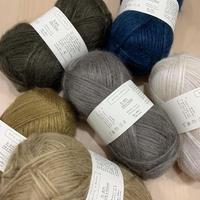 Biches & Bûches  Le gros Silk Mohair