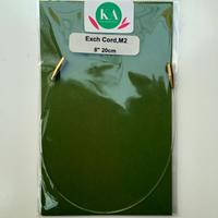 KA 切替輪針用コード M2 20cm, 40, 60, 80, 95