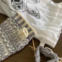 レンテンローズのミッツ キット 春色バージョン糸と日本語パターン