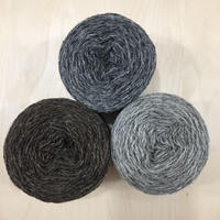 URADALE  Organic Shetland Yarn ナチュラルカラー 2