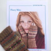 Flurry Mitts  印刷パターン(英語版)