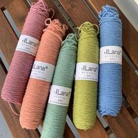 dLana* Artisan Yarn / Rustic Wool(ラスティックウール)100g ボビン カラー