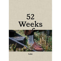 52 weeks of socks  by Laine Magazine  (  英文 )
