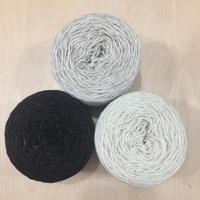 URADALE  Organic Shetland Yarn ナチュラルカラー  1*こちらの商品は単独でお買い上げください