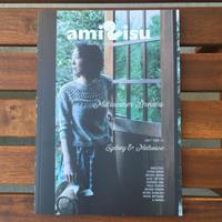 amirisu issue 18  2019[英語版]  ENGLISH ver 代引き不可