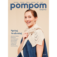 Pom Pom  issue 16 Spring Awaking
