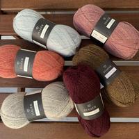 Isager Hightland Wool    *こちら商品は単独でお買い上げください