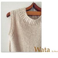 WATA     by Rie    PDF パターン (英語と日本語)