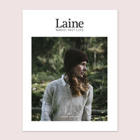 Laine magazine1 再入荷! 代引きできません