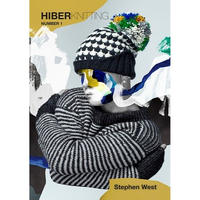 HIBER KNITTING  NUMBER1    Stephen West   WESTKNITS