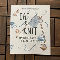 EAT & KNIT   MARIANNE ISAGER&CAMILLO'S KITCHEN (英文)