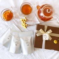 【GIFT】F2R Laboratory Tea  3種類のお茶ギフト