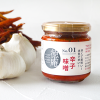 徳庵 辛子味噌 170g