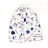 【FAD-1408J】巾着M- PARIS (パリ)