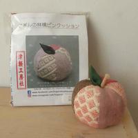 こぎんの林檎ピンクッション