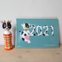 HIRATA 2021カレンダー