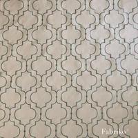 モロッカン刺繍・ブライトグリーン